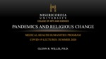 Pandemics and Religious Change