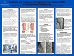 Diagnosis and Treatment of Peripheral Artery Disease (PAD) In Interventional Radiography by Evan Busher
