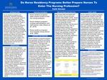 Do Nurse Residency Programs Better Prepare Nurses To Enter The Nursing Profession?