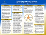 Evidence Based Practice Positively Affects the Delivery of Nursing Care