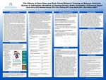 The Effects of Eyes Open and Eyes Closed Balance Training on Balance Outcome Scores in Individuals Identified as Having Chronic Ankle Instability: A Protocol Paper