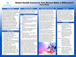 Global Health Concerns: Can Nurses Make a Difference?
