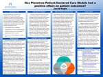 Has Planetree Patient-Centered Care Models Have a Positive Effects on Patient Outcomes?