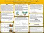 Characterization and Analysis of Curcumin Extracted from Turmeric Using Mass Spectrometry and UV-Vis Spectroscopy