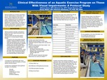 Clinical Effectiveness of an Aquatic Exercise Program on Those with Visual Impairments: A Protocol Study