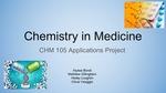 Chemistry in Medicine