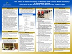 The Effect of Different Balance Training Protocols on Athletes with Chronic Ankle Instability: A Systematic Review