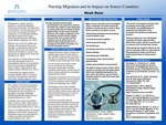 Nursing Migration and its Impact on Source Countries