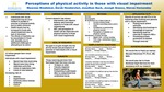 Perceptions of Physical Activity in those with Visual Impairment